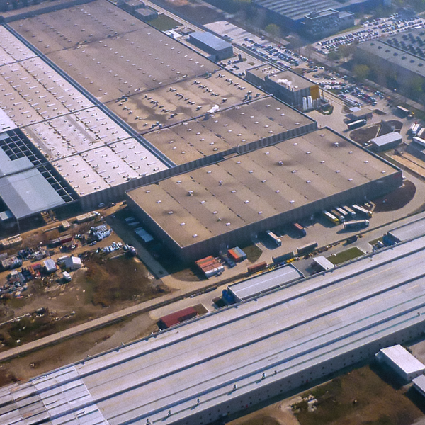 Production Factories, Administrative Buildings and Warehouses