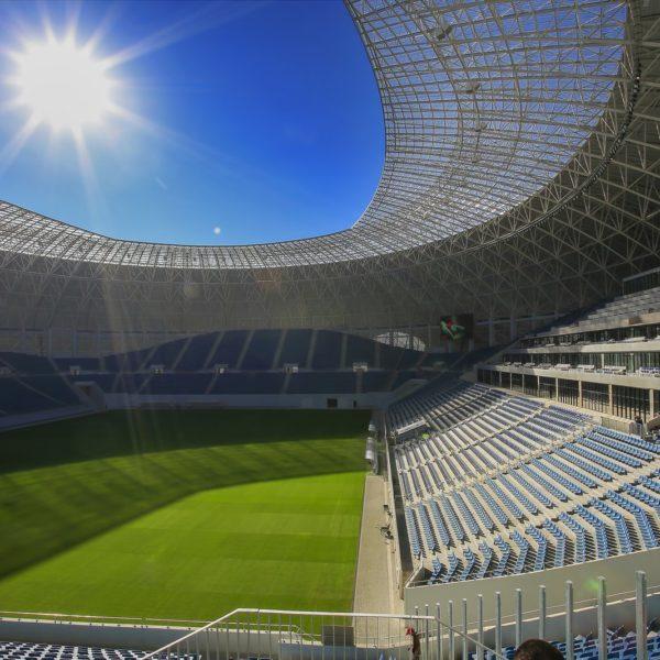 CON-A primește Premiul AGIR 2018 pentru Stadionul Ion Oblemenco din Craiova