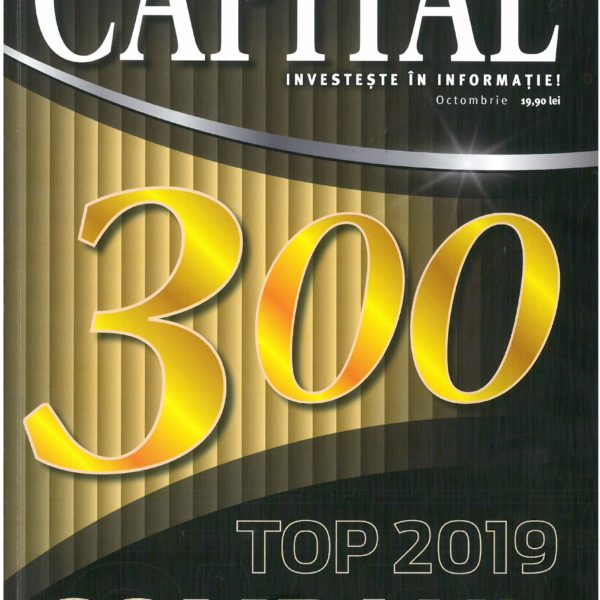 CON-A ranks as one of the most important 300 companies in Romania