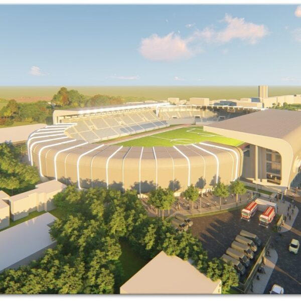 CON-A will carry out the last and most extensive modernization stage of Sibiu Municipal Stadium